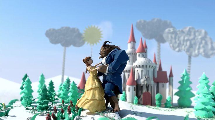 Magic of Storytelling I Disney I Emma Watson
