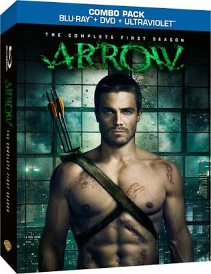 Arrow: The Complete First Season (2012-2013) 1080p 4xBD50 - IntercambiosVirtuales