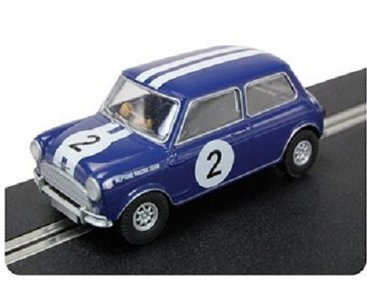 The Scalextric Morris Mini Cooper, is a superbly detailed classic rally scalextric car.    This Scalextric Classic Rally car is a fantastic representation of the car driven in the Australian Touring Car Championship.        Neptune Racing Ream, No2      Race: Australian Touring Car Championship      Drivers: Manton
