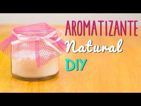 Ambientador casero muy sencillo para aromatizar tu hogar de forma casera. ¡Apunta!