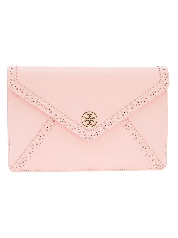 TORY BURCH 'Spectator' envelope clutch
