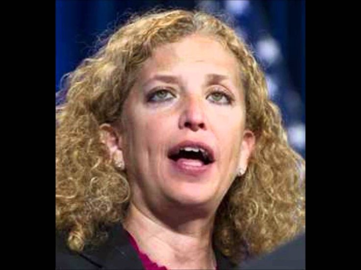 DNC Chairwoman Debbie Wasserman Schultz turns her back on her Progressive values to defend Obama and Holder. Sad....really sad.