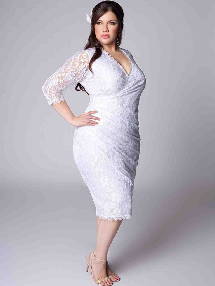 53 besten plus size wedding dresses Bilder auf Pinterest ...