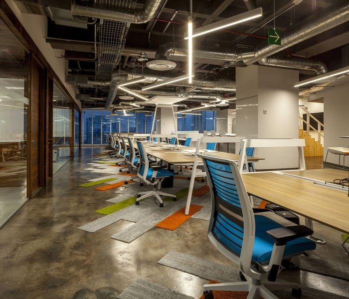 Gentera Innovation Lab Offices – Mexico City