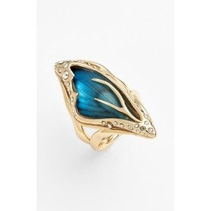 Image result for butterfly wing ring