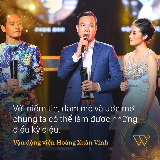 Tất cả chúng ta đều được truyền cảm hứng bởi những câu nói này trong đêm Gala WeChoice Awards 2016 - Ảnh 19.