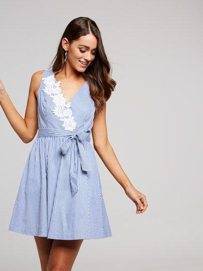 Juliet Embroidery Dress