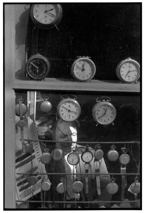 Henri Cartier-Bresson - Epirus. 1961, Greece