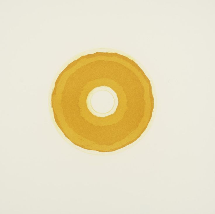 'Yellow Ring', Kim Lim, 1971 | Tate