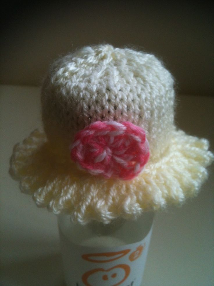 Second hat for the Big Knit