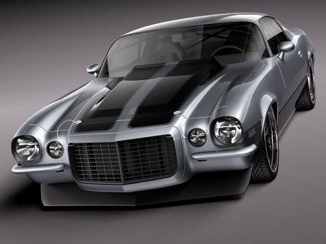black 1970 camaro pro touring   ... :: Vehicles :: Car :: Oldtimer :: Chevrolet Camaro 1970 Pro Touring