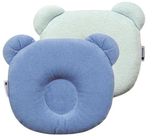199:- Candide Kudde Baby Panda Blå