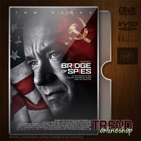 Bridge of Spies (2015) / Tom Hanks, Mark Rylance / Biography, Drama, Thriller / Ind / 1080p | #trendonlineshop #trenddvd #jualdvd #jualdivx