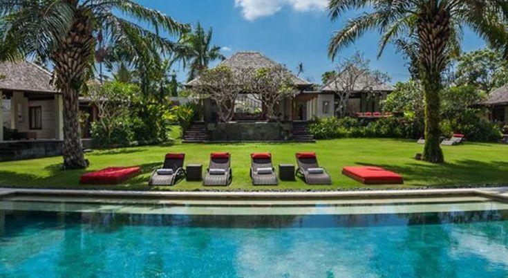 Villa The Beji Canggu for special Bali Wedding