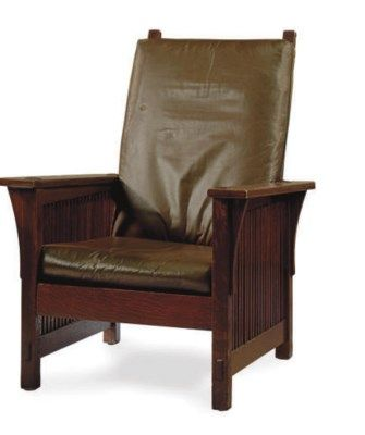 DESIGNED BY GUSTAV STICKLEY, CIRCA 1910