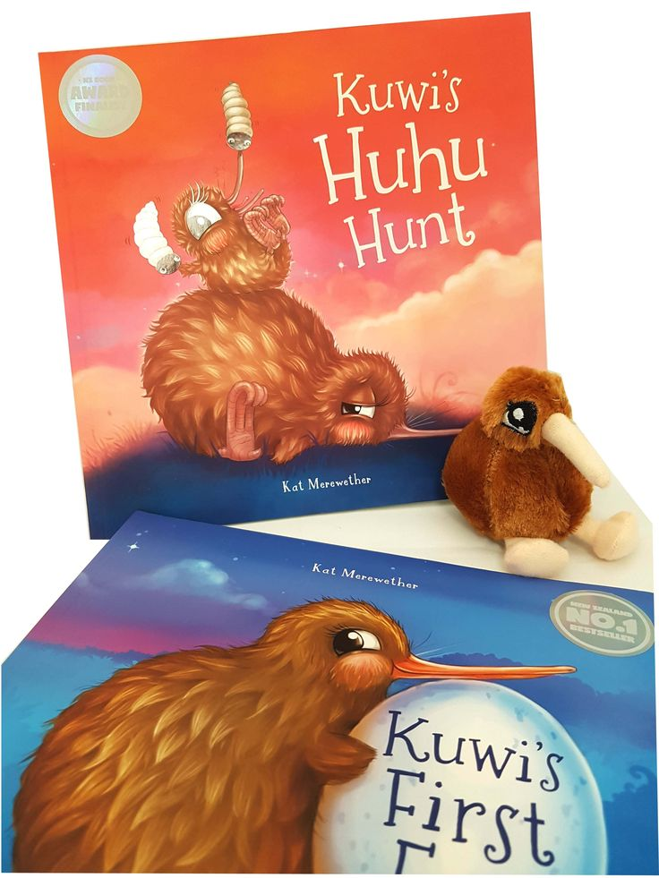 Kuwi The Kiwi Gift Pack