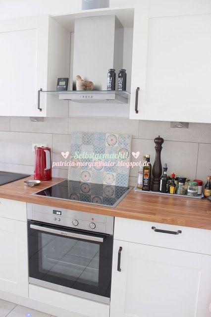 32 best Fliesen images on Pinterest Cement tiles, Homes and Live - fliesenspiegel küche selber machen