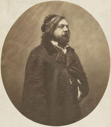 Théophile Gautier,1855  Nadar (Gaspard-Félix Tournachon) (French, 1820–1910)