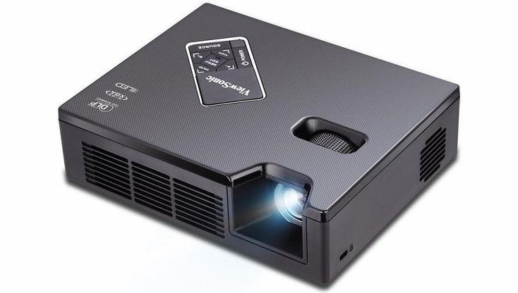 ViewSonic PLED-W800, un tout nouveau vidéoprojecteur LED HD compact