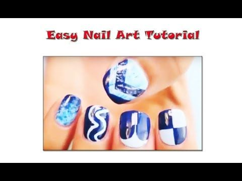Easy Nail Art Tutorial | Makeup Tutorial Channel... See More Here : http://goo.gl/jDA1dc  Hope Your Enjoy! ..... Like, Share, Comment & Subscribe Us!  More Makeup Tutorial Channel videos ... Click Here: https://www.youtube.com/channel/UC3SbRN6zFEgCdnKHZj28B4w  #nailart #nailarttutorial #nailarttutorialvideo