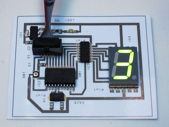 Squink - the personal electronic circuit factory