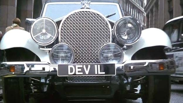 1974 Panther DeVille Modified for Movie
