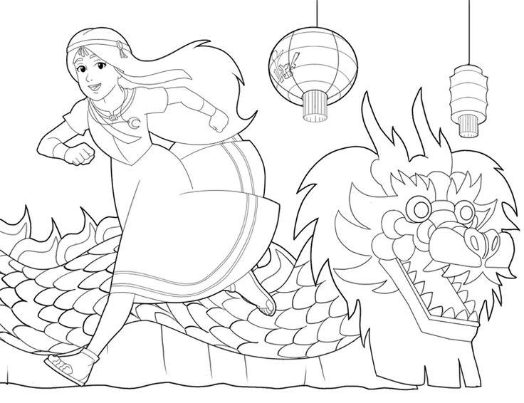 coloriage-dragon-cite-dor  Occuper les enfants pendant les vacances. Activités à imprimer. Dragons et Dinosaures. #dragons #printable #dinosaures http://www.papa-blogueur.fr/occuper-les-enfants-pendant-les-vacances-semaine-2-dragons-et-dinosaures