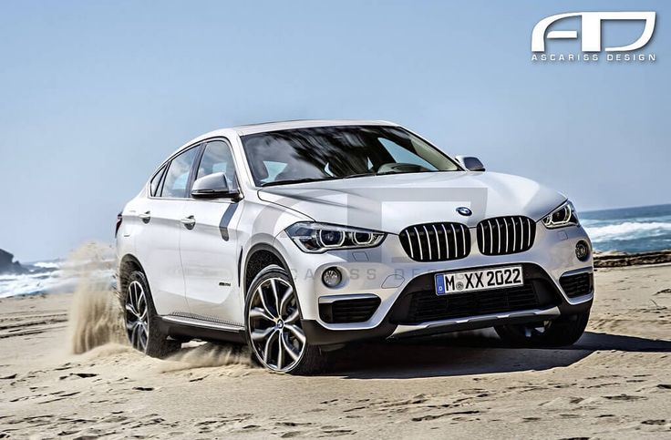 Новое фото BMW X2 2017 появилось в сети. На этот раз творение принадлежит Ascariss Design.