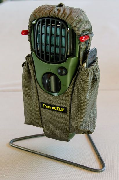 Improve Your Thermacell. Make the mosquito repeller even more effective and cheaper to use.