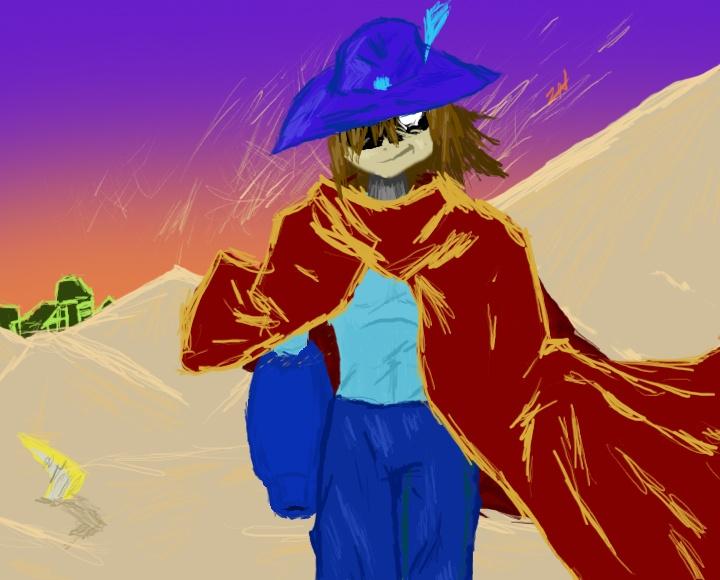 Death Does Wear Blue by ~HiukiNukiro: Hiukinukiro, Death, Wear Blue, Megaman