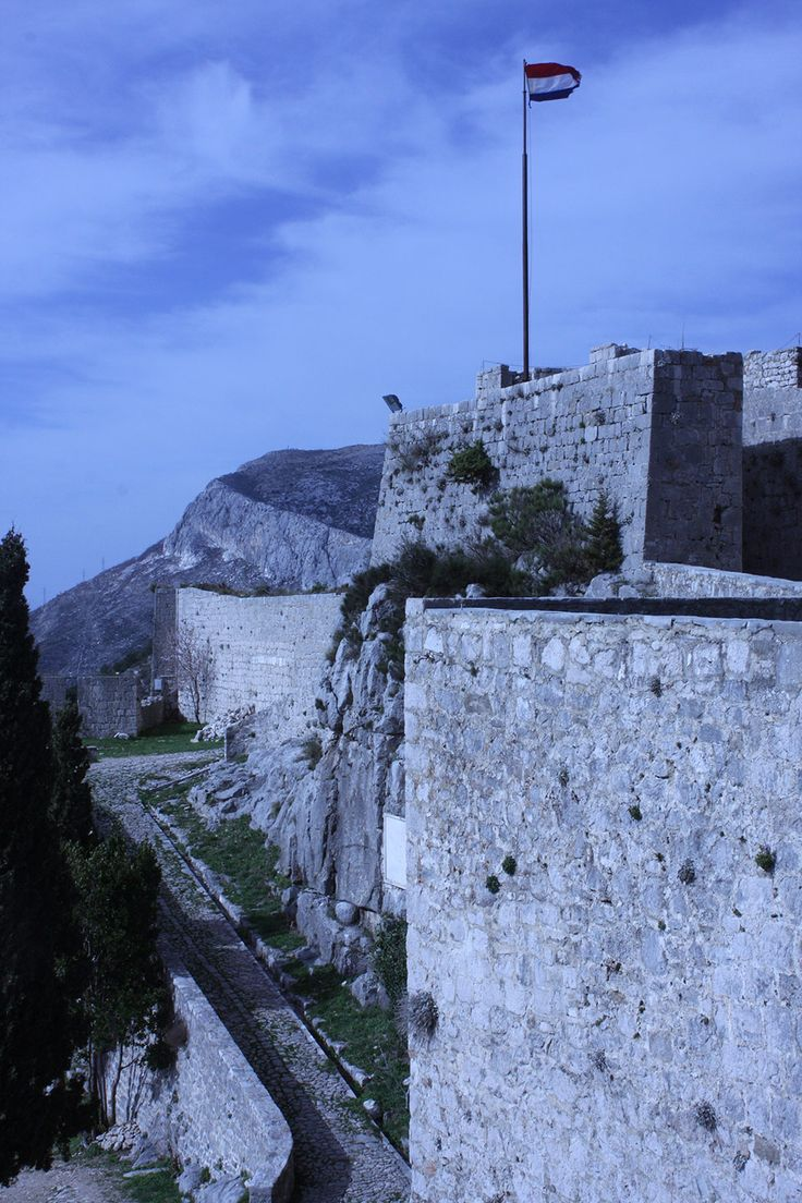 Klis Fortress, Croatia - Game of Thrones filming location