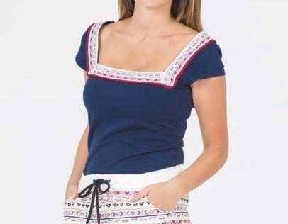 """Camiseta modelo Surma """"La Jaca"""""""