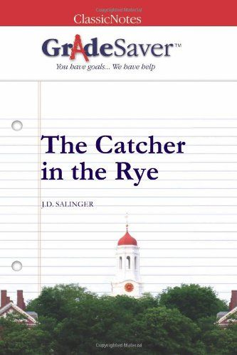 catcher and the rye essays The themes of loneliness & alienation in jd salinger's 'the catcher in the rye' loneliness and alienation are two very important themes in jd salinger's.