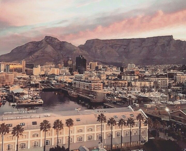 Cape Town , South Africa - Waterfront