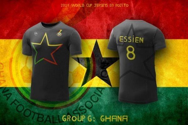 Ghana National Football Team Logo HD Wallpaper