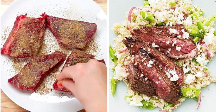 It's easy and only takes 20 minutes!  via BuzzFeed Start: https://www.allenbrothers.com/allen-brothers-usda-prime-hanger-steaks.html #absteaks