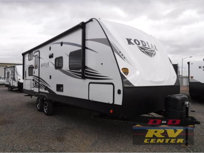 New 2019 Dutchmen Rv Kodiak Ultra Lite 248bhsl Travel Trailer At