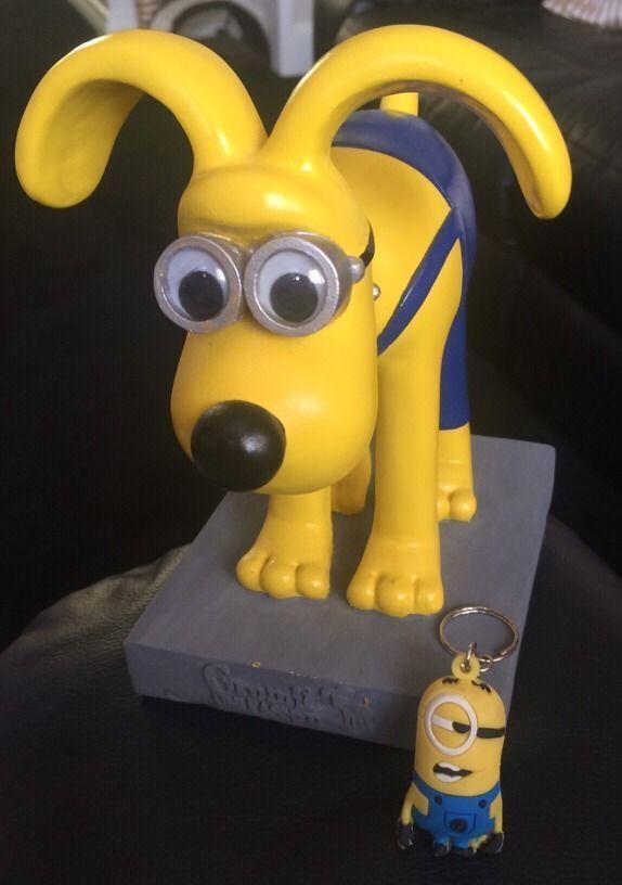 Mejores 201 imágenes de Wallace and Gromit en Pinterest | Estatuas ...