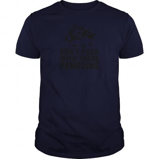 Don t F Penguins Clothing
