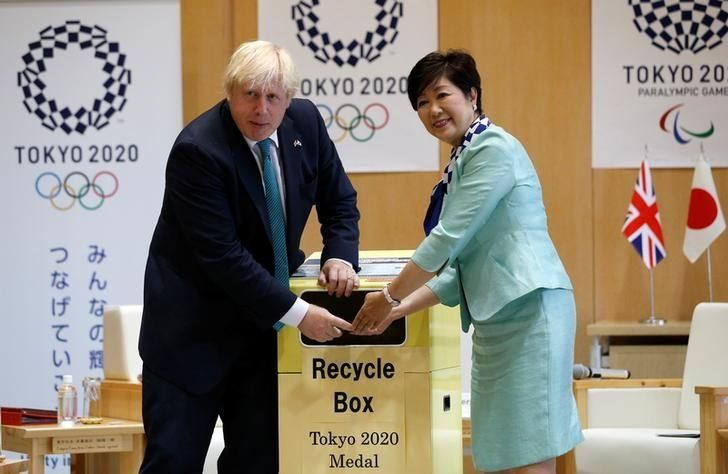 TOKYO (Reuters) – Britain's Foreign Secretary Boris Johnson, London mayor when the city hosted the 2012 Summer Olympics, advised Tokyo governor Yuriko Koike on Friday to shrug off criticism during the 2020 Games preparation period, saying everything will work out in the end.... - #Advice, #ExLondon, #Japan, #Johnson, #Mayor, #Olympics, #Sports