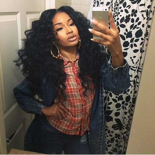 Best 25 curly weave hairstyles ideas on pinterest black 20 curly weave hairstyles pmusecretfo Image collections