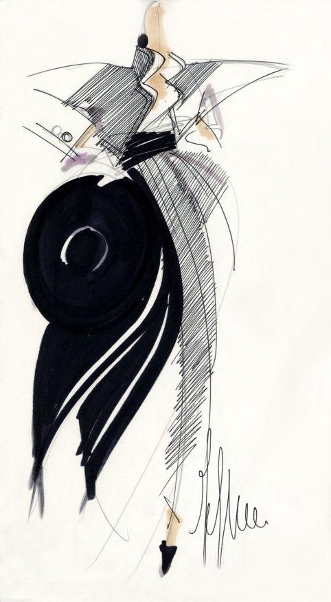 Fondazione Gianfranco Ferré / Collezioni / Donna / Prêt-à-Porter / 1988 / Primavera / Estate