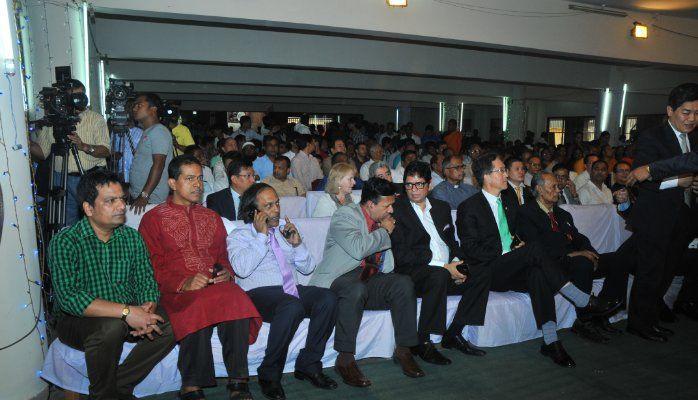 Atish Dipankar Peace Gold Award Prgm-2015 With My Office Colleague,Hon'ble Ambassador Of China & Korea To Bangladesh.................   LinkedIn