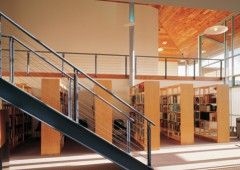 Palmerston North Library NZ by Lundia