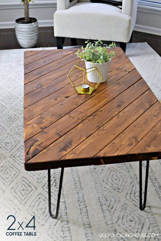 20 Easy DIY 2×4 Wood Projects