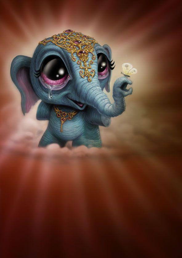 elephant+in+the+clouds+rework+by+JasonJacenko.deviantart.com+on+@deviantART