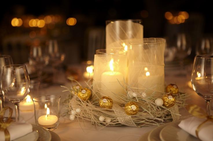 Art de la Table | Lumières chaleureuses