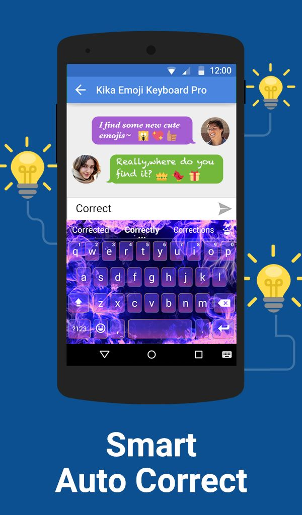 Download Smart Keyboard Apps Kika Tech Upgrade Your Typing