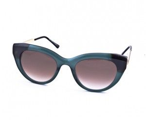 thierry lasry diamondy 3473 The model Diamondy of #Thierry Lasry sunglasses is a fantastic cat eye shape femminine,elegant and sexy.The gold temples small an thin contrast the big an gross frame,and create a unique style of sunglasses in the world.There aren't other sunglasses beautiful for a woman like a Thierry Lasry sunglasse.Gold temples Hand made in France,exvlusive colors of acetate,sophisticated combinations make every inimitable every sunglasses of Thierry Lasry.