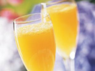 Mimosa Recipe for a treat on Christmas morning.